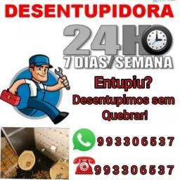 Título do anúncio: Desentupidora 24hrs 9 9 3 3 0 6 5 3 7