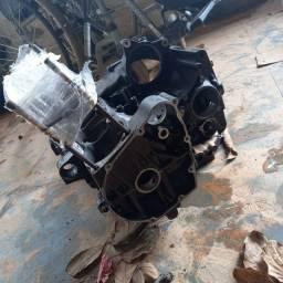 blocos do motor da bandit 1200 carburada com nota e baixa no detran
