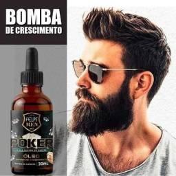 Felps Men Bomba Para Barba E Cabelo Poker<br><br>