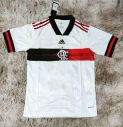 Camisa Branca Flamengo 20/21