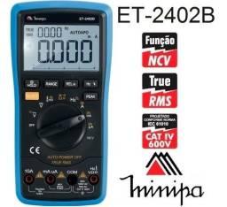 Multímetro Digital Minipa Mod: Et-2402b