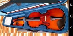 Título do anúncio: Violino Clássico Schieffer 4/4