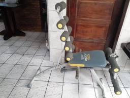 Bicicleta Ergometrica e cadeira Ergometrica