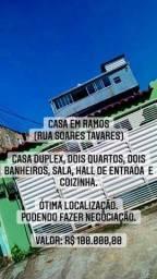 Casa em Ramos melhor localidade.