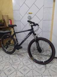 Título do anúncio: Bicicleta 26 Sense 21v Shimano Freio a Disco 100mm suspensão