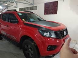 Nissan Frontier attack bi turbo 4x4 2019