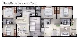 Excelente apartamento bem localizado no Cristo - 9555