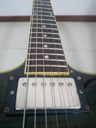 Guitarra ou captadores Dimarzio e Epiphone