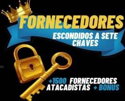 +1.500 Fornecedores Atacadistas+ Bônus