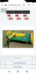 Roçadeira agrícola Roat 3400 tatú