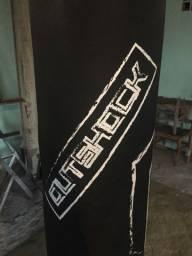 Título do anúncio: Saco de pancada Outshock 85cm 15kg