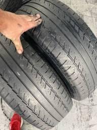 Par de pneus 255/70 R16