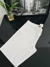Calça Jeans Branca (nova) Mr Kitsch tam 52
