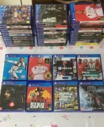 Playstation 4 Só os jogos TOP!!!