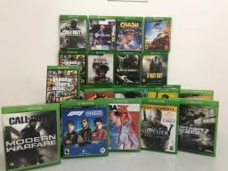 Título do anúncio: Jogos para XBOX ONE e Xbox series s x
