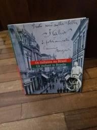 Livro Os Italianos no Brasil: Gli Italiani in Brasile