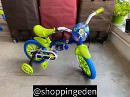 Título do anúncio: Bicicleta infanitl aro 12 estar 250 reais cada promoção