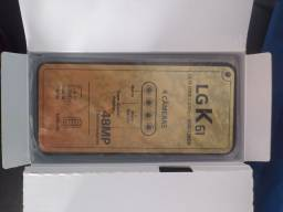 LG k61 novo , nunca usado