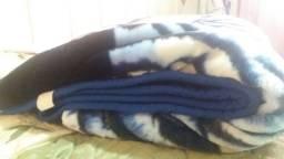Cobertor dupla face anti alérgico