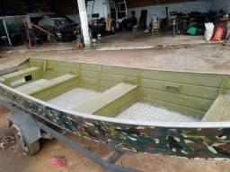 Barco levefort 6metros