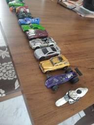 Título do anúncio: Coleção carros Hot Wheels