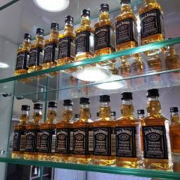 Miniatura Whisky Jack Daniels - 50ml - Original, Lacrada e Licenciada