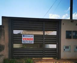 Título do anúncio: Casa-Térrea em Vila Santo Eugenio - Campo Grande