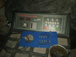 Máquina de balanceamento automática