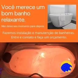 Título do anúncio: Instalação e manutenção de banheiras