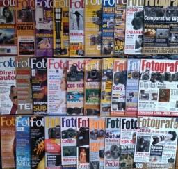 Título do anúncio: Revistas de fotografia