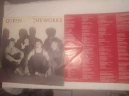 Disco vinil Queen The Works