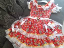Vestidos de São João Infantil