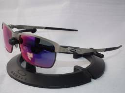 Oakley Tinfoil Oo4083-08 Positive Red Iridium Polarized
