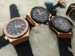 Título do anúncio: Relógio Hublot e Rolex Yatch Master