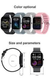 Título do anúncio: Relógio Smartwatch GW22, Original,, Foto Tela, faz ligação...