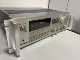 Receiver Gradiente 1660 /amplificador de audio / não é Marantz, Polivox