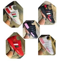 Vendo tênis Adidas nmd e sapatilha reserva ( 120 com entrega)