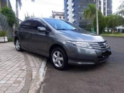 2012 Honda City 1.5 Manual Bancos Couro Ipva pago Financio