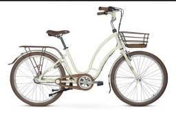 Título do anúncio: Bicicleta Aro 26 Nathor Antonella Perola Câmbios Nexus 3v Nf