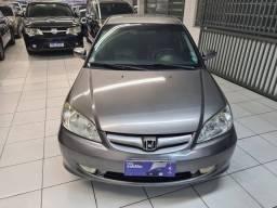Título do anúncio: Honda Civic 1.7 Lxl 16V Gasolina 4Portas Manual 2005/2006