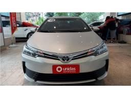 Corolla GLI 1.8 automático 2019 com 22.000 km - Temos garantia de 12 meses**
