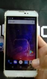 Vendo um celular Multilaser 16 giga de memória Android 7.1 perfeito estado