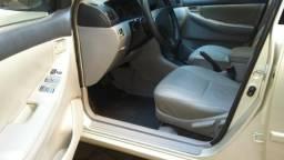 Corolla XLI Automático bcos em couro bege - 2006