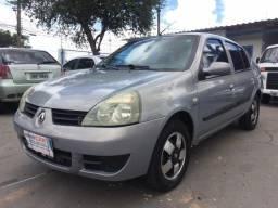 "Renault Clio seda 1.6 completo ""ac moto"" - 2006"