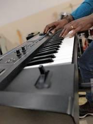 Aulas de Teclado/Piano