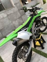 Kawasaki kxf 250 2018 nova!!! - 2018 comprar usado  Teresópolis