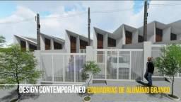 Casa moderna com 2 quartos em Caruaru