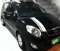 Troco Carro Picanto EX3 1.0L Automático Completo em terreno ou casa em Raposos - 2011 comprar usado  Raposos