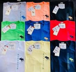 Camiseta Abercrombie atacado peruanas comprar usado  Recife
