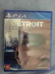 Jogo Detroit Become Human ps4 lacrado